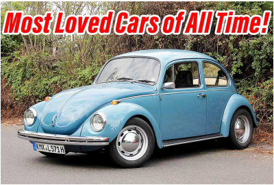 10 Most Beloved Vehicles of All Time