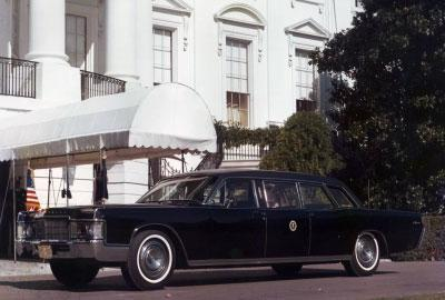 Presidential Rides…A Look Back At the Cars That Served American Presidents