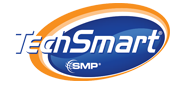TechSmart Brand Logo Vector Small Automotive Parts