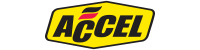 Accel Logo Small Leader in Performance Fuel and Ignition Systems