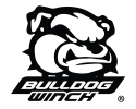 Bulldog Winch Logo Small Truck Winches Parts and Electrical Accessories