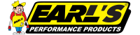 Earl's Performance Brand Logo Small Plumbing for Automotive Performance