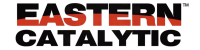 Eastern Catalytic Brand Logo Small Catalytic Converters, Manifold Converters and Converter Components