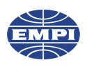EMPI Brand Logo Small Vector Aftermarket Performance Parts for Various Air-Cooled Volkswagens