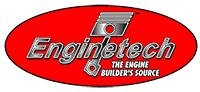 Enginetech Brand Logo Vector Small Engine Parts