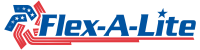 Flex-a-Lite Brand Logo Vector Small Performance Cooling Products for the Automotive Market