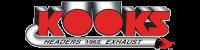 Kooks Custom Headers Brand Logo Vector Small Headers and High Performance Exhaust