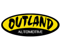 Outland Brand Logo Vector Small Truck Accessories and Interior Parts