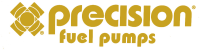 Precision Fuel Pumps Logo Small
