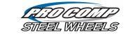 Pro Comp Steel Wheels Logo Small