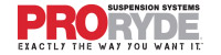 ProRYDE Suspension Systems Logo Small