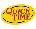 Quick Time Logo Small Logo