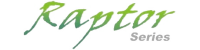 Raptor Brand Logo Vector Small Nerf Bars, Running Boards, and Tube Steps