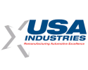 USA Industries Brand Logo Vector Small Auto Parts and Body Parts