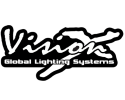Vision X Lighting Brand Logo Vector Small Vehicle Lighting for Jeeps, Trucks, UTV's and Motorcycles