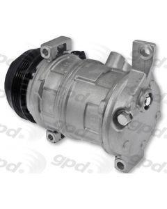 Global Parts Distributors 6511414 A/C Compressor
