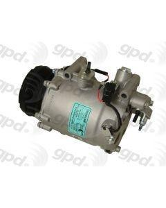 Global Parts Distributors 6512639 A/C Compressor