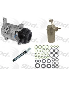 Global Parts Distributors 9611809 A/C Compressor