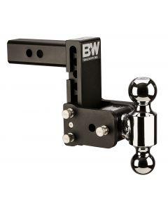 B&W Trailer Hitches TS10037B Trailer Hitch Ball Mount