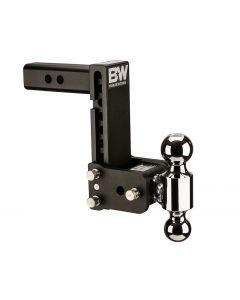 B&W Trailer Hitches TS10040B Trailer Hitch Ball Mount