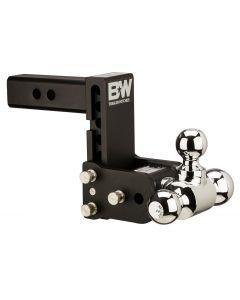 B&W Trailer Hitches TS10048B Trailer Hitch Ball Mount