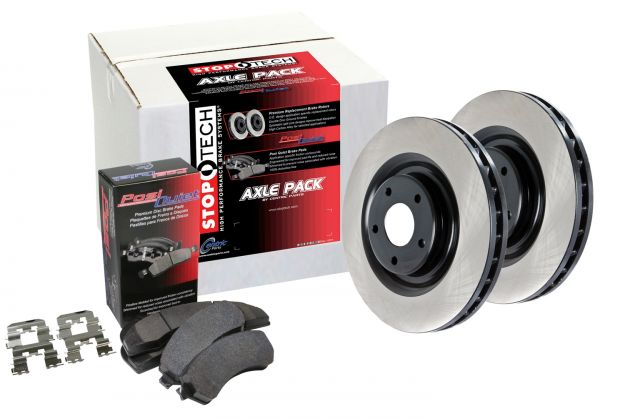 StopTech 105.14980 Disc Brake Pad