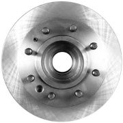 Bendix PRT5071 Disc Brake Rotor and Hub Assembly