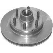 Bendix PRT5107 Disc Brake Rotor and Hub Assembly