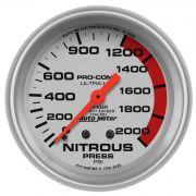 AutoMeter 4428 Nitrous Oxide Pressure Gauge
