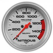 AutoMeter 4474 Nitrous Oxide Pressure Gauge