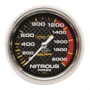 AutoMeter 4828 Nitrous Oxide Pressure Gauge