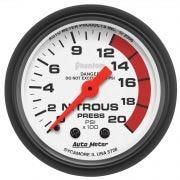 AutoMeter 5728 Nitrous Oxide Pressure Gauge