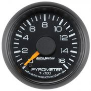 AutoMeter 8344 Boost / Pyrometer Gauge