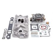 Edelbrock 2021 Engine Intake Manifold / Carburetor Kit