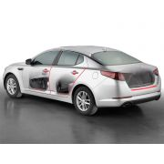 Weathertech SP0198 Paint Protection Film Kit