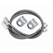 Rubicon Express RE15531 Brake Hydraulic Hose
