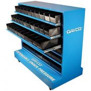 Dayco 201897 Storage Cabinet Accessory Support Bar