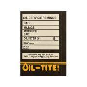 Dorman Products 65288 Service Reminder Sticker