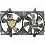 Four Seasons 75243 Dual Radiator and Condenser Fan Assembly