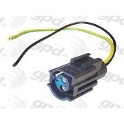 Global Parts Distributors 1712010 Engine Coolant Temperature Sensor Connector