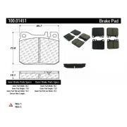 Centric Parts 100.01451 Disc Brake Pad