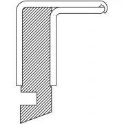 National Bearings 204005 Steering Knuckle Seal
