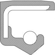 National Bearings 223601 Engine Timing Cover Seal