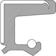 National Bearings 7013S Power Steering Pump Shaft Seal