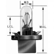 Wagner BPPC37 Instrument Panel Light Bulb