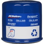 ACDelco PF1237 Engine Oil Filter