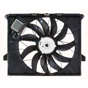 APDI 6010004 Dual Radiator and Condenser Fan Assembly