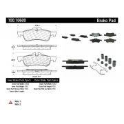 Centric Parts 100.106 Disc Brake Pad